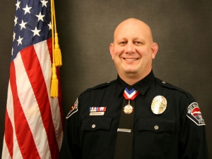 Officer Boardman Awarded